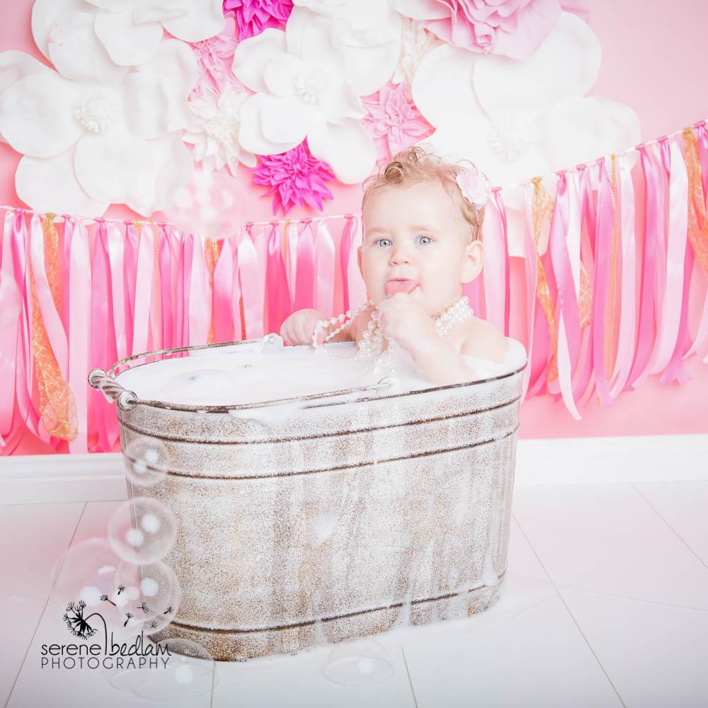 Serene Bedlam Cake Smash Photography Newman (16 of 18)