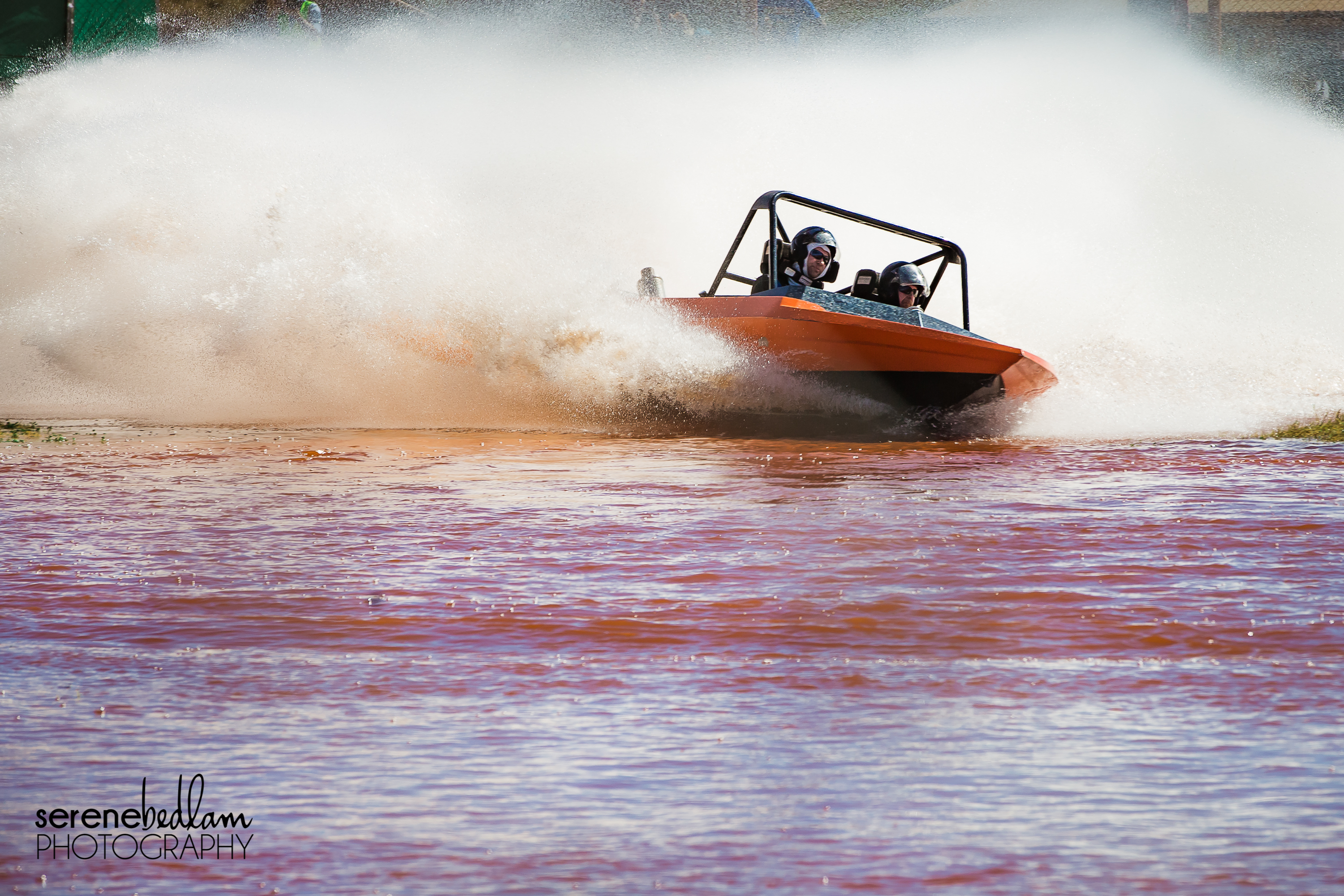 Newman Jetboats 2016 Serene Bedlam Photography