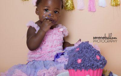 Newman Photographer – Cake Smash – Mbali