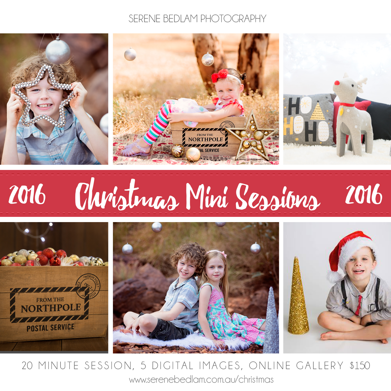 christmas serene bedlam mini sessions 2016