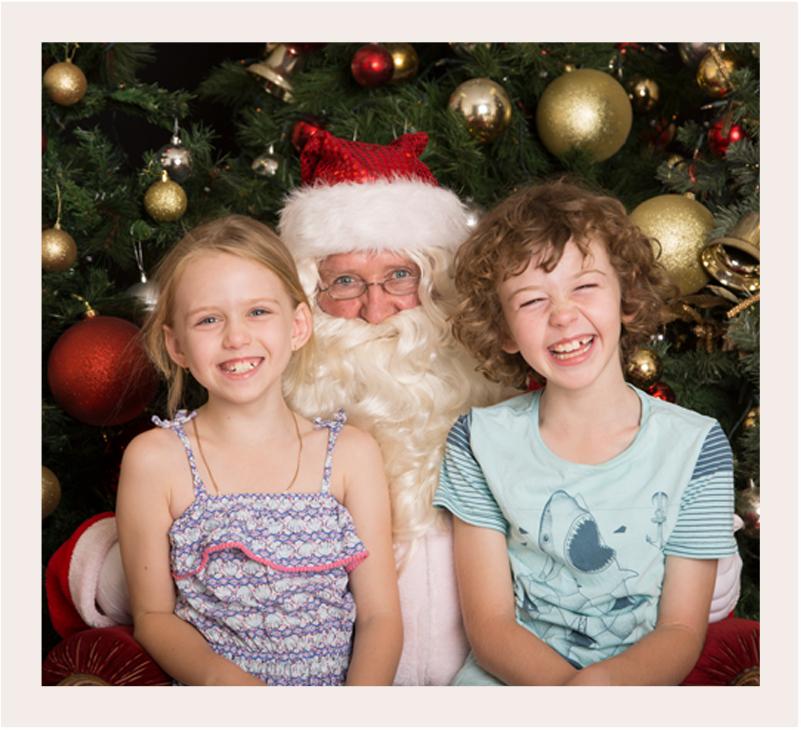 newman christmas santa photography serene bedlam photography