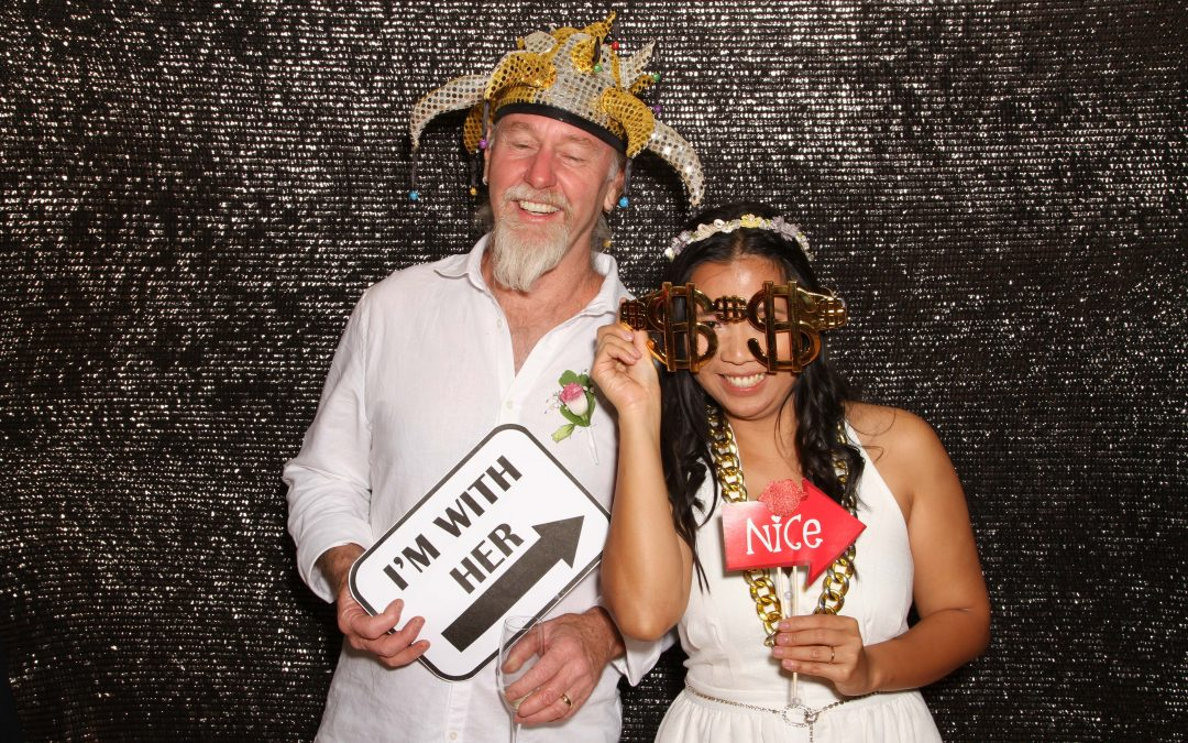Newman Wedding Photobooth – Steve & Chilli