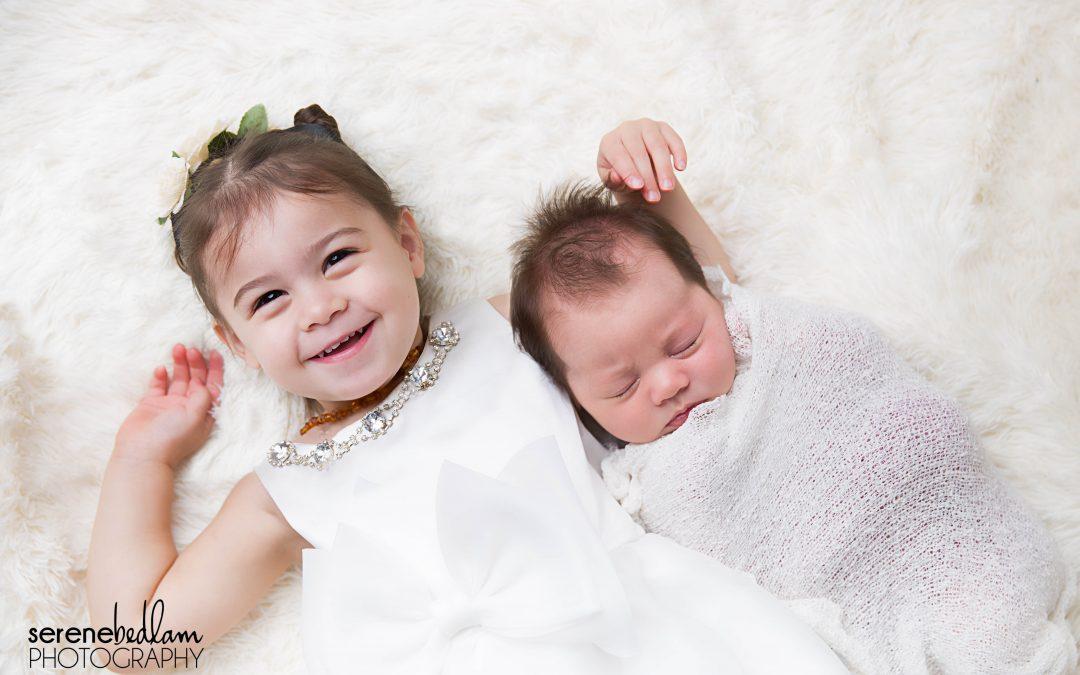 Ava – Serene Bedlam Newborn Photography
