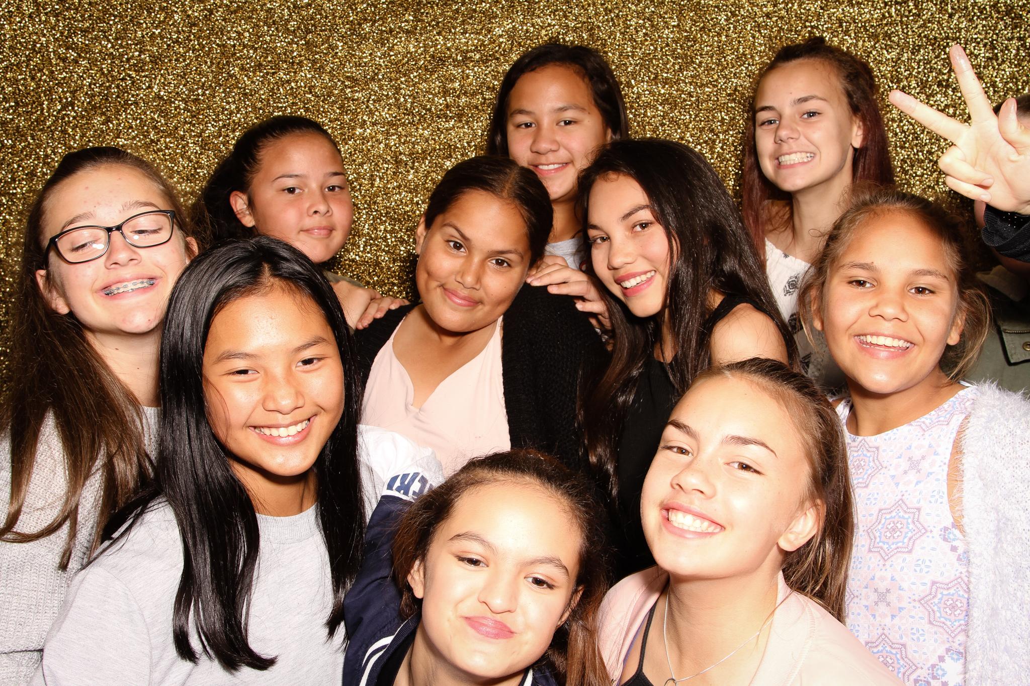 Jessicas 13th Birthday Photobooth