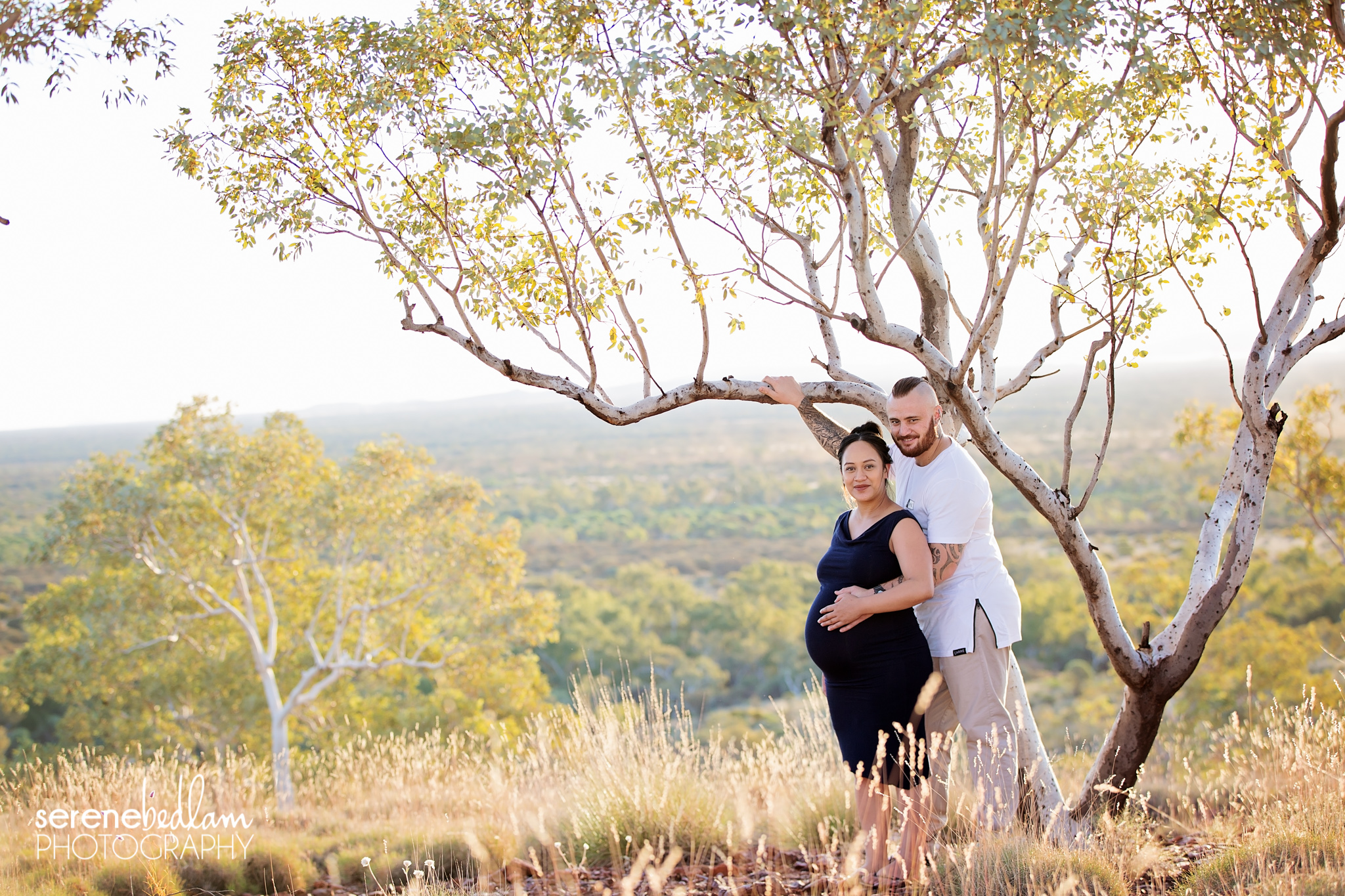 Pilbara Maternity Photography - Samantha - Serene Bedlam