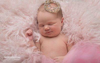 Newman Newborn Baby Photography – Milla