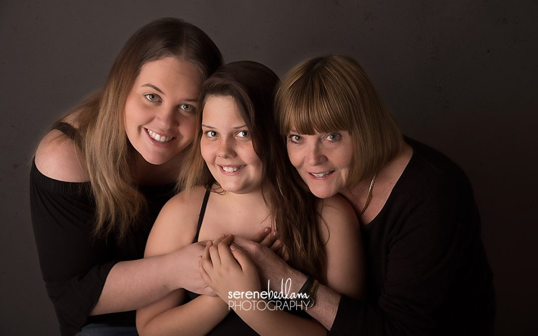 Three Generation Family Photography