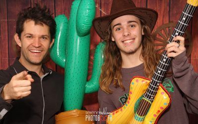 A Boy Named Cash Event Photo Booth