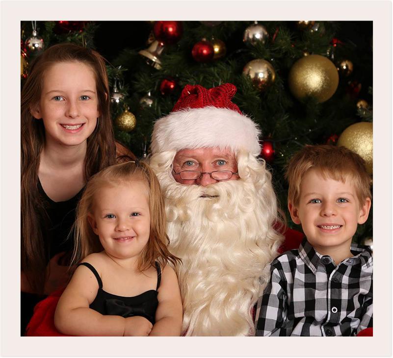 Newman Santa 2018