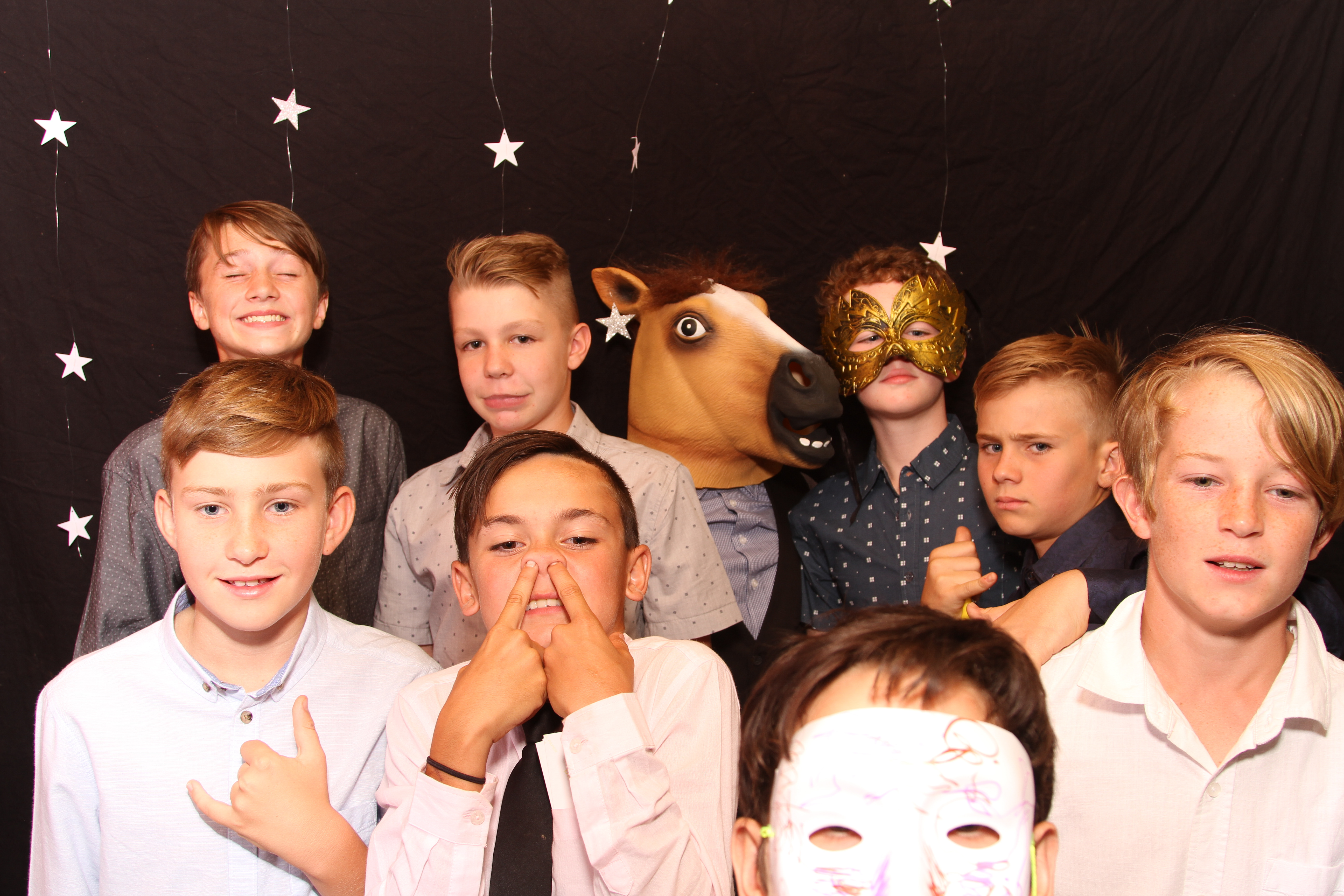 SNPS Graduation Photo booth