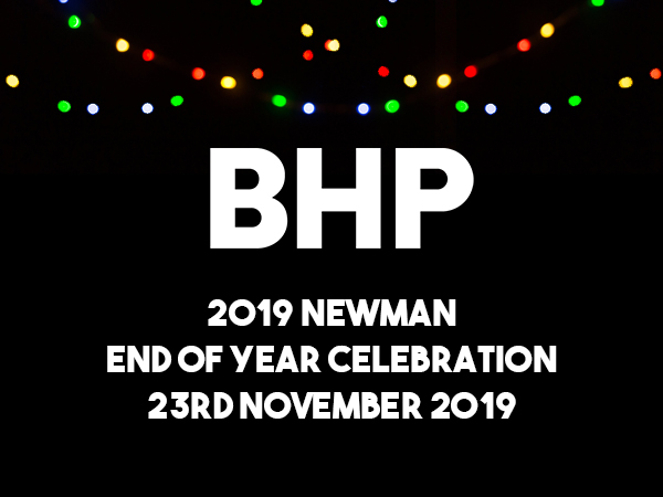 BHP End of Year Celebration