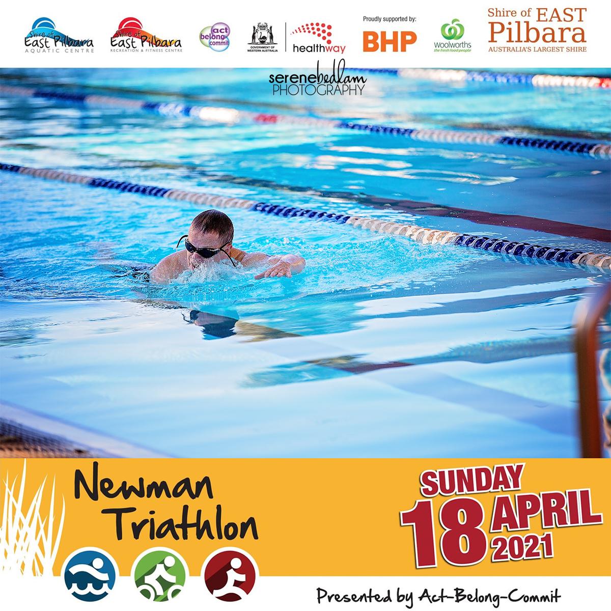 triathlon newman sport photography
