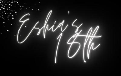 Eshia's 18th